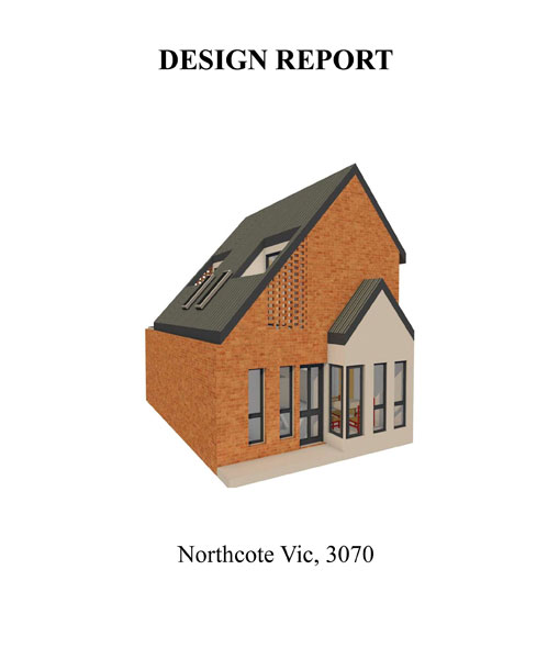 SINGLE UNIT DEVELOPMENT DESIGN REPORT 02